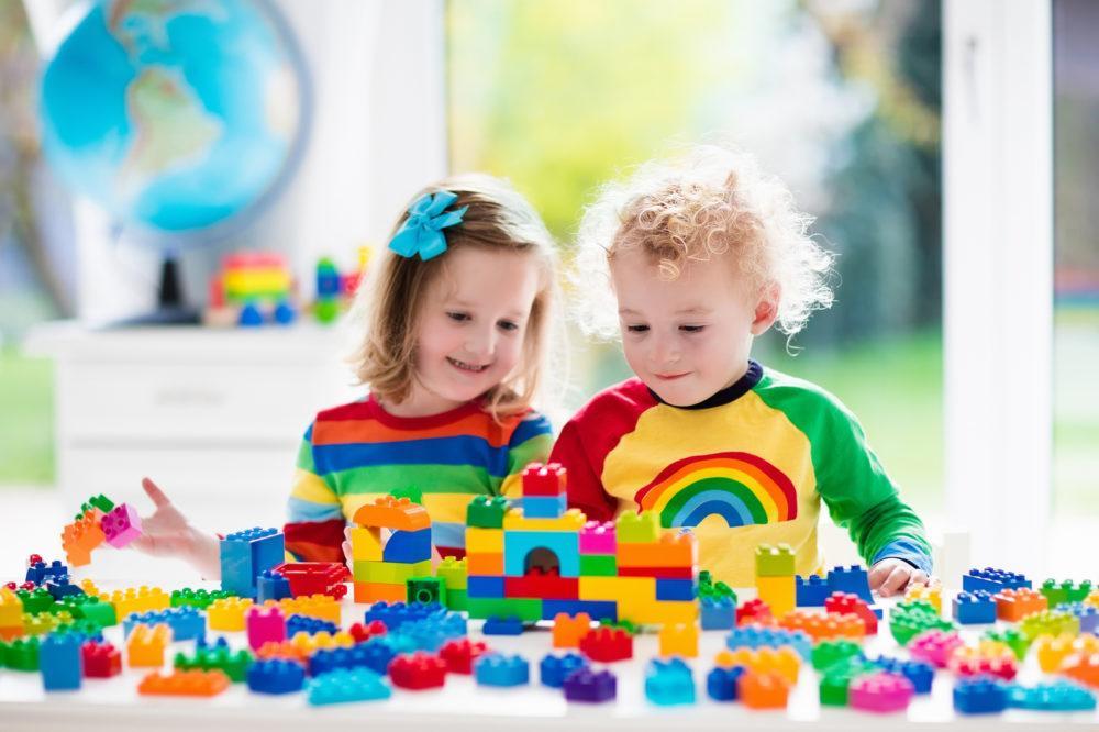 Lợi ích của Lego đối với trẻ em