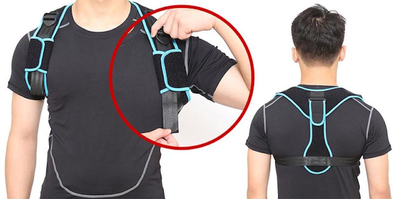 Một số lưu ý quan trọng khi sử dụng đai chống gù lưng