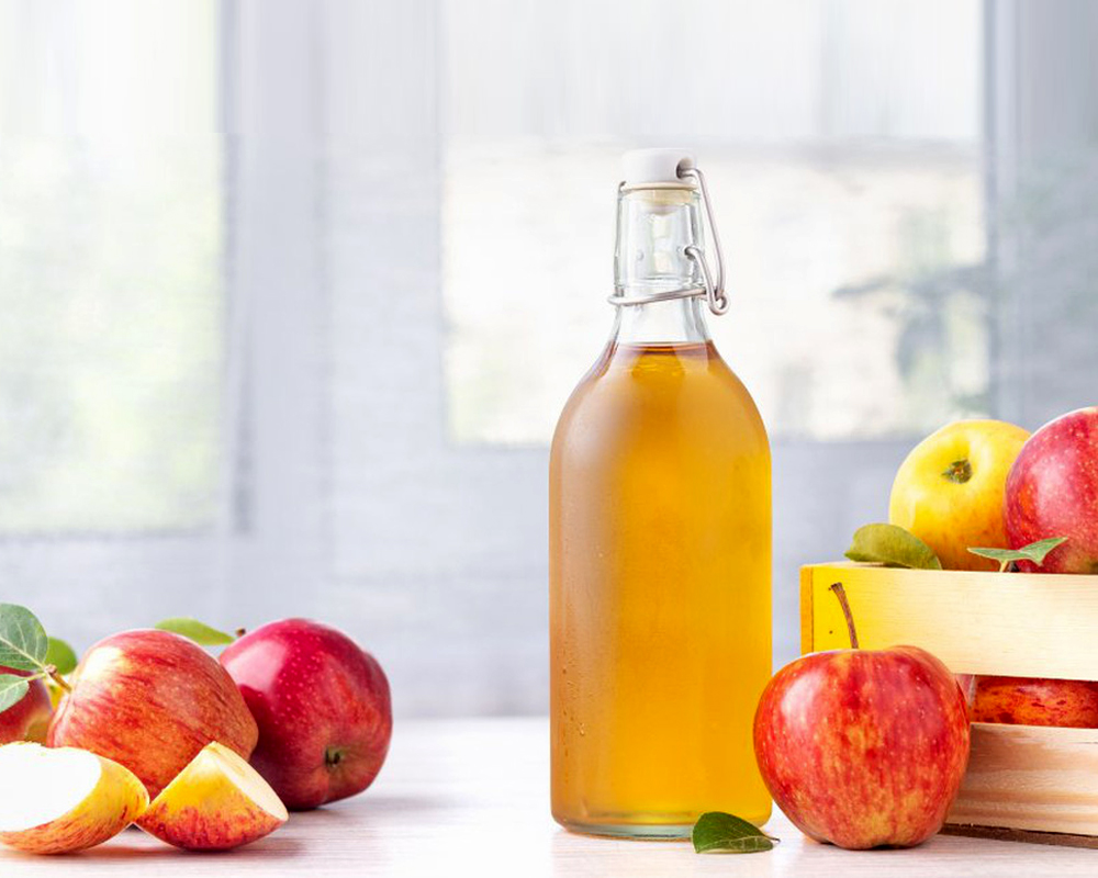 Những lưu ý khi sử dụng giấm táo