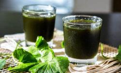 Cách làm nước rau má – Uống nước rau má có giảm cân không? 1