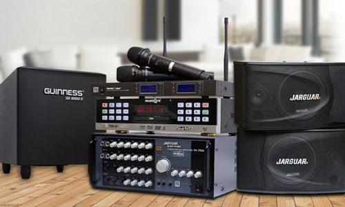 Top 5 amply karaoke cho trải nghiệm âm thanh tốt nhất trên thị trường hiện nay 6