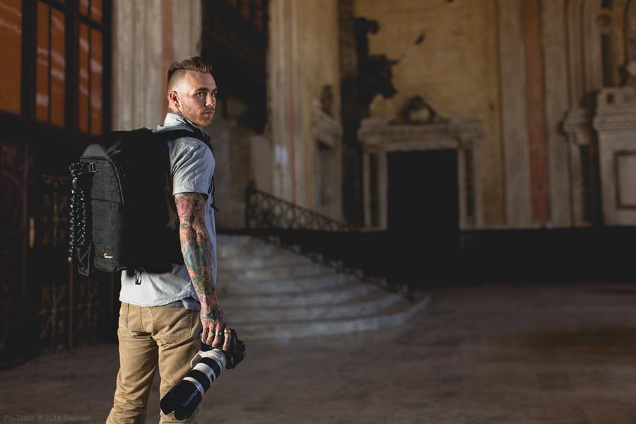 Vì sao nên chọn balo du lịch thay vì vali