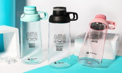 Top 6 bình nhựa đựng nước tốt nhất năm 2021