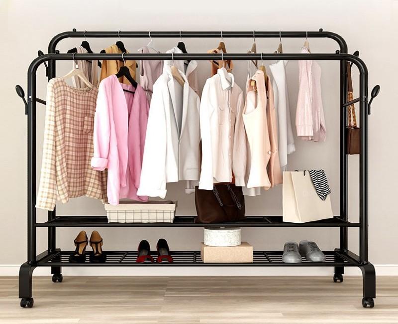 Giá treo quần áo có nhiều loại khác nhau