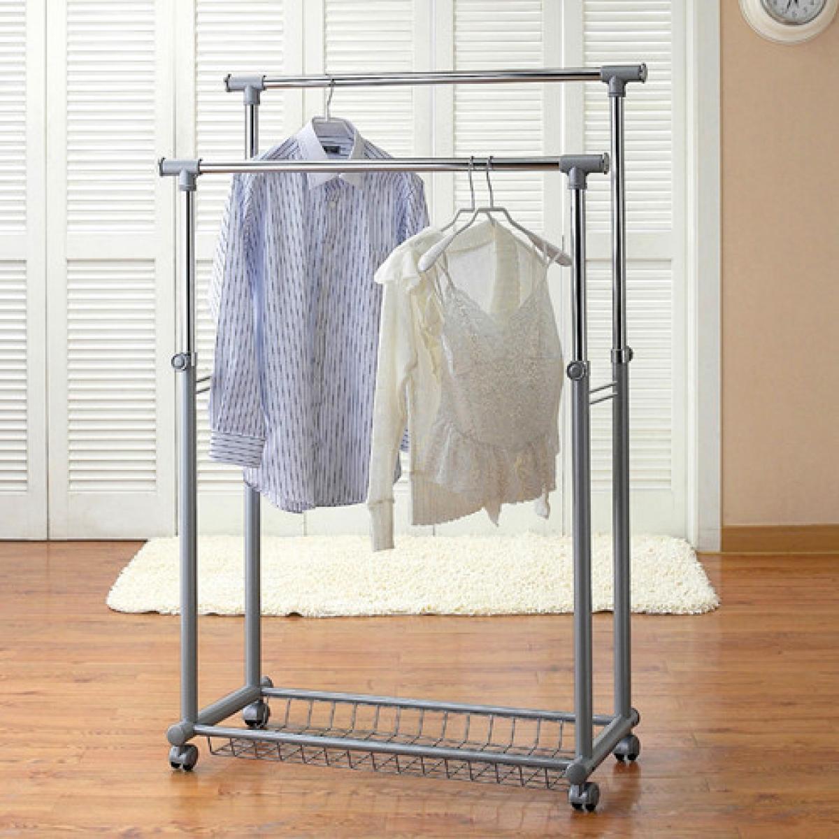 Các loại giá treo quần áo hiện nay
