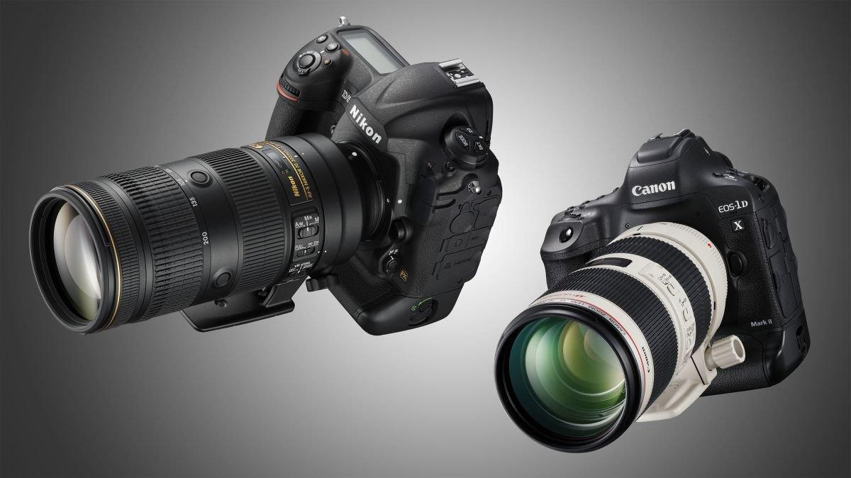 Các loại máy ảnh phổ biến hiện nay