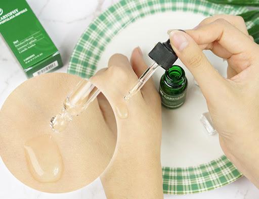 Tiêu chí chọn mua serum trị mụn hiệu quả an toàn