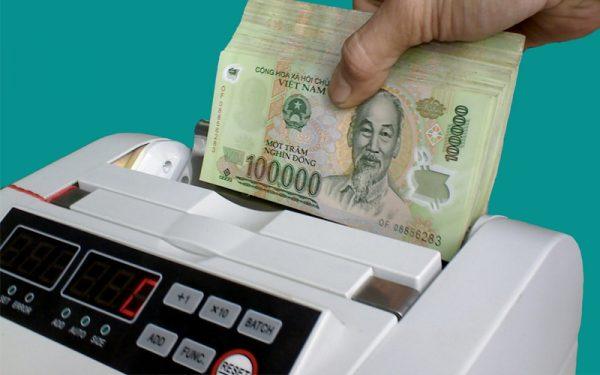 Hướng dẫn đọc hiểu hệ thống đèn bên trên máy đếm tiền