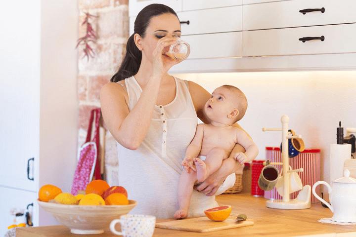 Cách sử dụng ngũ cốc lợi sữa