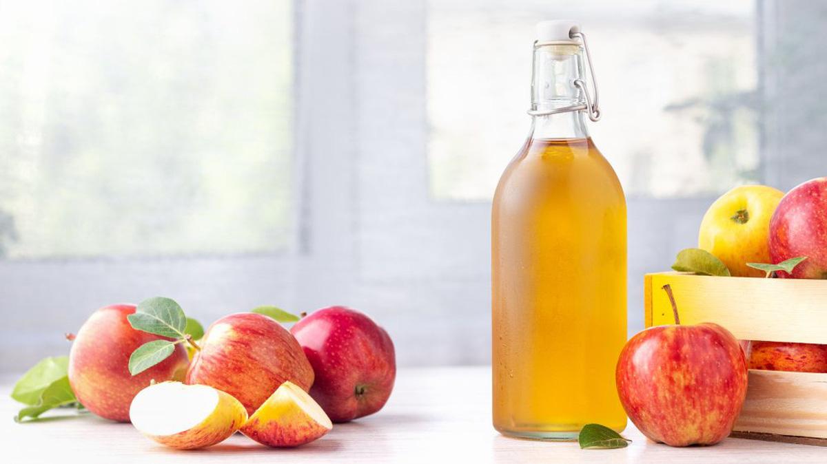 Cách sử dụng giấm táo