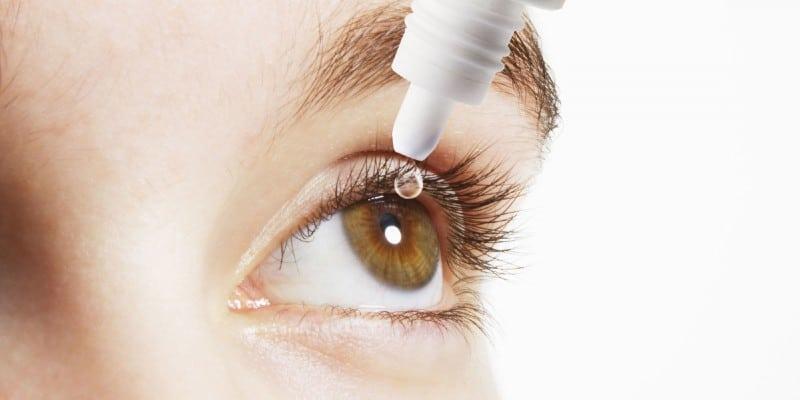 Công dụng của thuốc nhỏ mắt