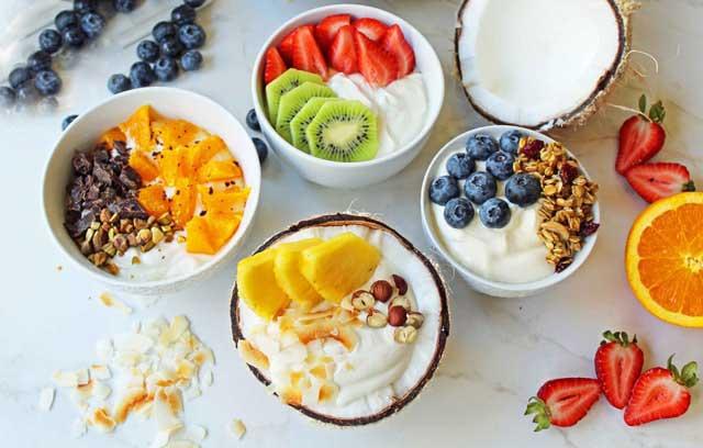 Các loại ngũ cốc ăn sáng