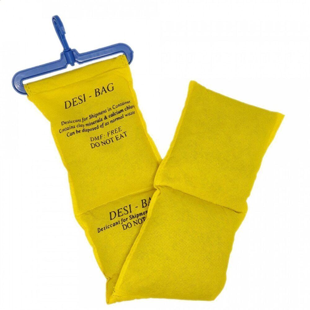 Một số lưu ý quan trọng khi sử dụng gói hút ẩm