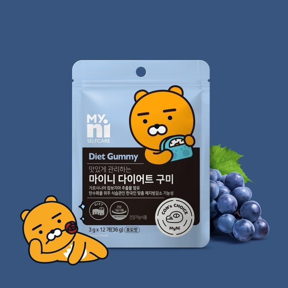 Kẹo Hàn Quốc có chất lượng tốt hay không