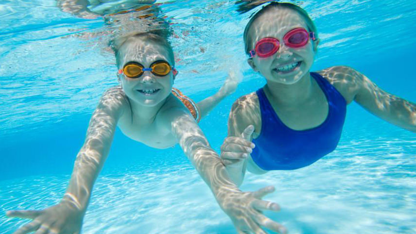 Kính bơi giải trí