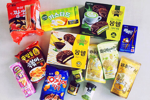 Kinh nghiệm chọn mua bánh Hàn Quốc ngon đúng chuẩn