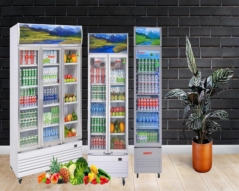 Kinh nghiệm chọn mua tủ mát chất lượng