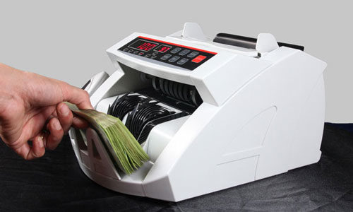 Top 5 máy đếm tiền tốt nhất giúp bạn đếm tiền nhanh gọn lẹ 10