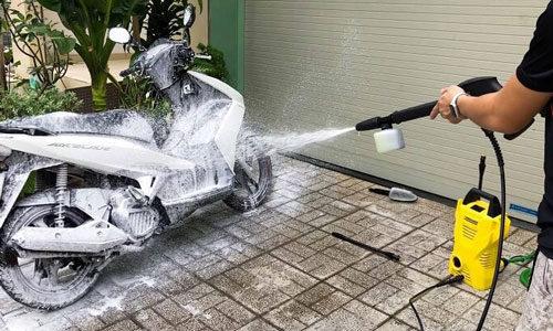 Top 5 máy rửa xe tốt nhất để xế yêu của bạn luôn sáng bóng 6