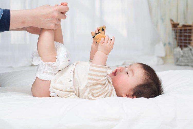 Nguyên nhân gây hăm ở trẻ sơ sinh