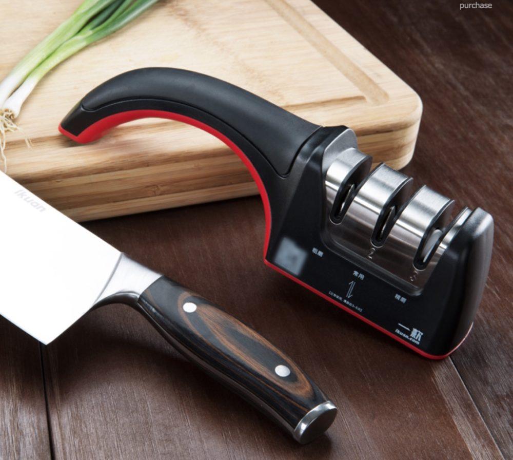 Phân loại dụng cụ mài dao gia đình