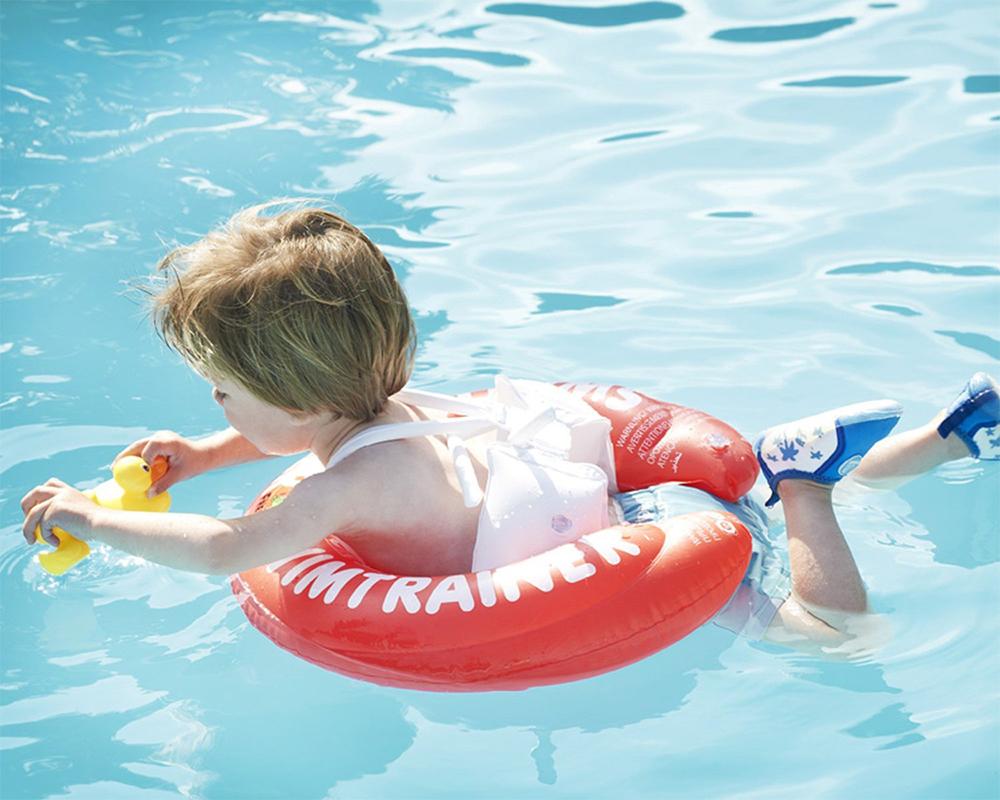 Phơi bơi cho bé là gì?