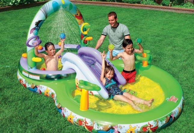 Tiêu chí chọn mua bể bơi cho bé