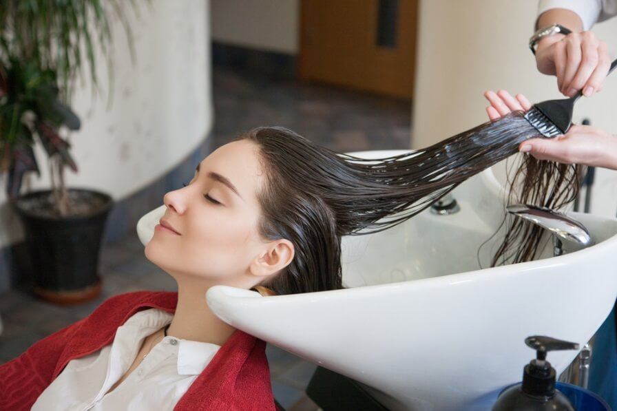 Cách sử dụng kem ủ tóc