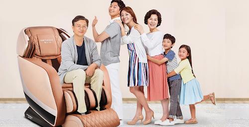Ưu nhược điểm của ghế massage cao cấp Nhật Bản 6