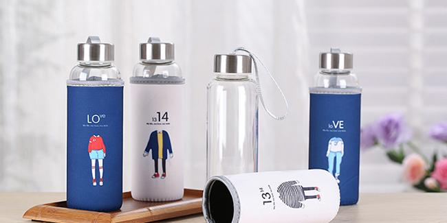 Top 5 bình nước thủy tinh tốt nhất đảm bảo an toàn cho sức khỏe người dùng