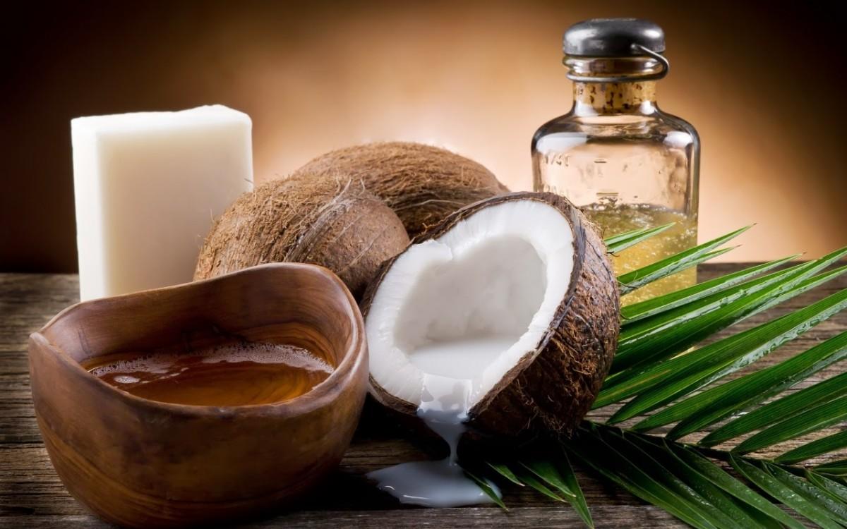 Các loại dầu dừa hiện nay