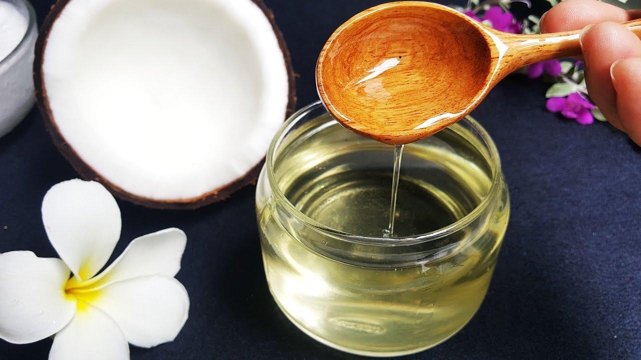 Cách phân biệt dầu dừa nguyên chất
