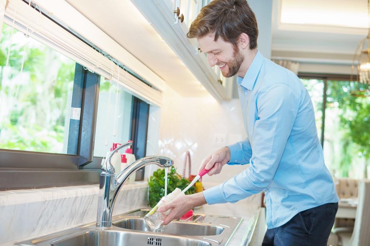Hướng dẫn sử dụng nước rửa bình sữa an toàn