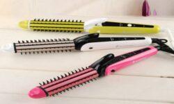 Top 6 lược điện giúp bạn tạo kiểu tóc đẹp tốt nhất năm 2021