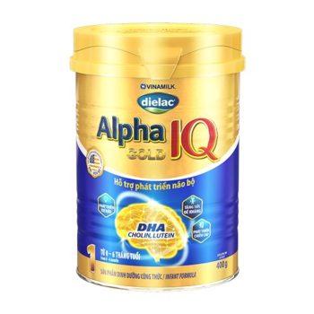 Sữa Dielac Alpha Gold Step 1