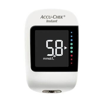 Bộ máy đo đường huyết Accu-Chek Instant mg/dL