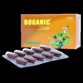 Thuốc bổ gan Boganic Forte