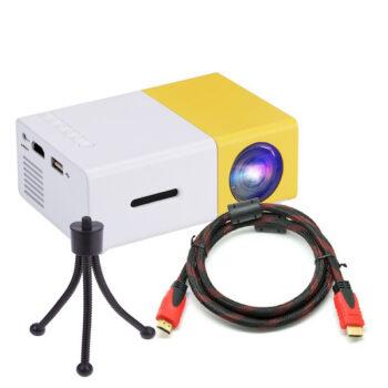 Máy Chiếu Mini LCD Kèm Điều Khiển Từ Xa YG300