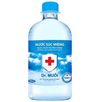 Nước súc miệng Dr Muối Truyền Thống