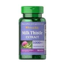 Thuốc bổ gan Puritan's Pride Milk Thistle Extract