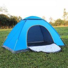 Lều du lịch, cắm trại 2 lớp cho 2 – 3 người
