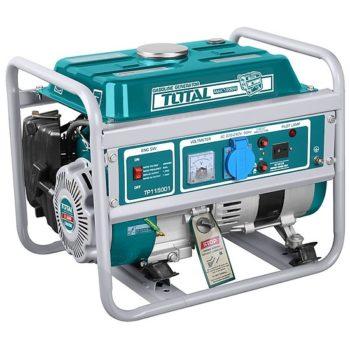Máy phát điện dùng xăng Total TP115001