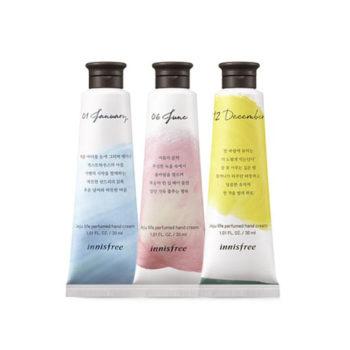 Kem dưỡng da tay Innisfree Jeju Perfumed Hand Cream