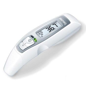 Nhiệt kế điện tử đo tai, trán Beurer Ft65