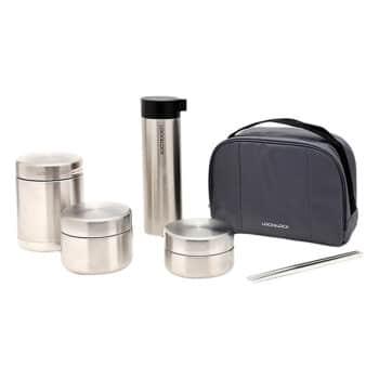 Bộ hộp cơm giữ nhiệt Lock&Lock LHC8016S01