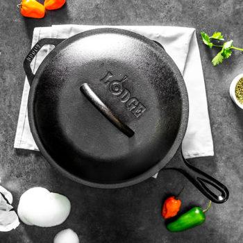 Top 5 chảo gang chất lượng tốt dễ chiên xào nấu nướng 2