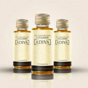 Thực Phẩm Chức Năng Tinh Chất Làm Đẹp Collagen Adiva