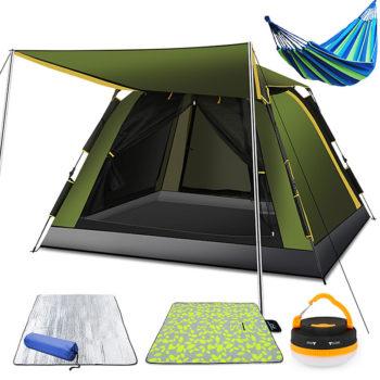 Top 5 lều cắm trại tốt nhất cho chuyến dã ngoại thêm vui 3