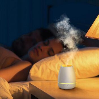 Máy Phun sương khuếch tán tinh dầu Baseus Creamy