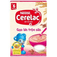 Bột Ăn Dặm Nestlé Cerelac